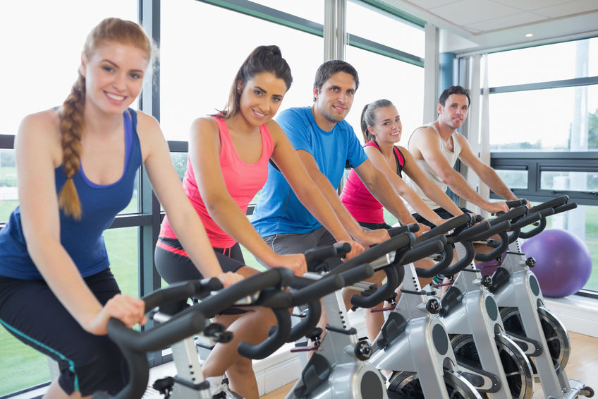 CORSO SPIN GYM – SPINNING CICLISMO STATICO (INDOOR CYCLING)